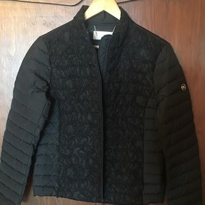 Micheal Kors quilted puff jacket